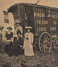Felixstowe Caravan Campaign 1910