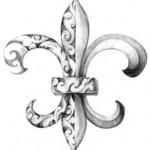 Symbol of French royalty