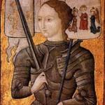 Earliest depiction of Joan of Arc